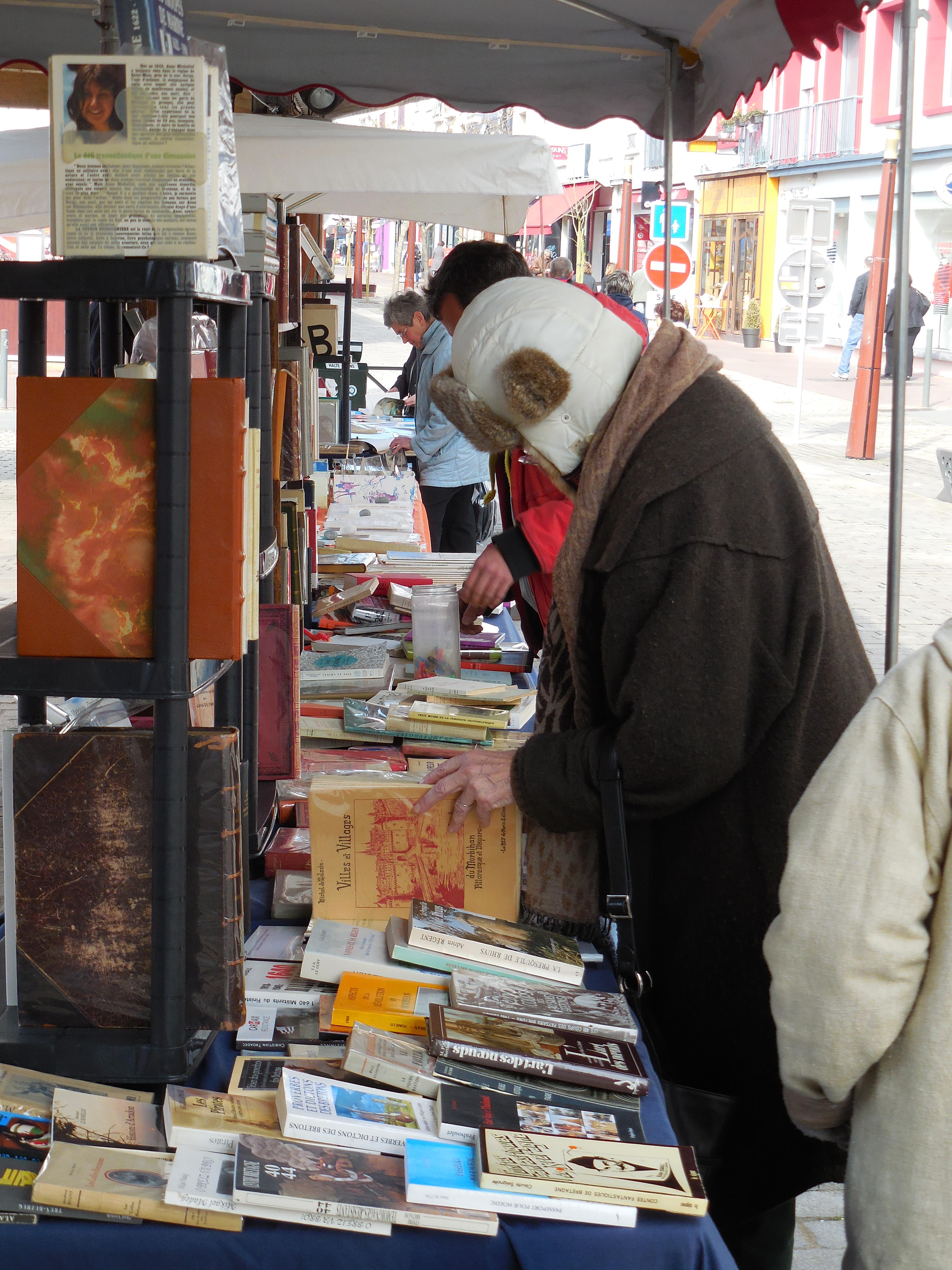 marché le samedi morbihan